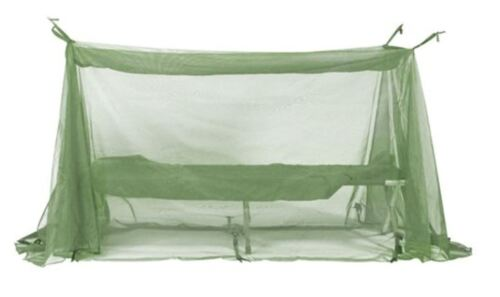 LARGE US Military Insect Bar Mosquito Net Netting Cot Army USMC Tent NEWOther Current Field Gear - 36071