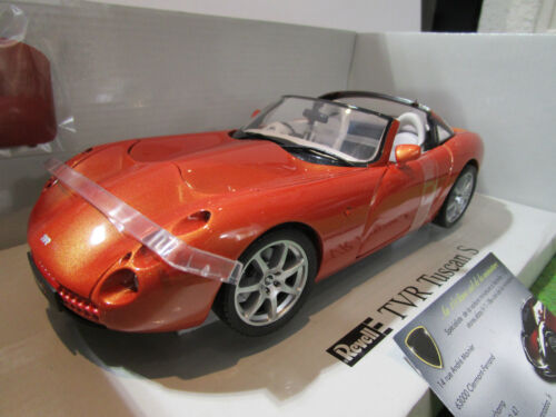 TVR TUSCAN S cabriolet convertible 1/18 REVELL 08840 voiture miniature collectio