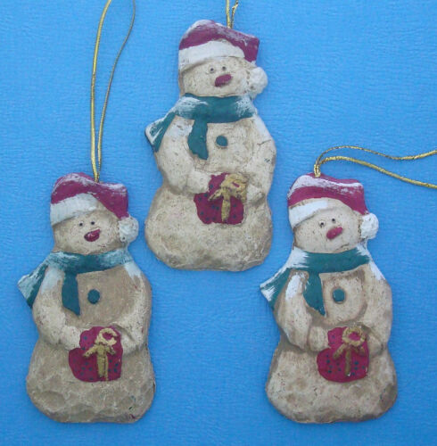 Old World Christmas Baby Shoe White Glass Owc Ornament: Snowman Ornaments