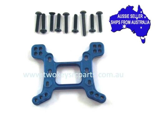 Alloy Shock Tower for Axial Yeti 1:10 RC Truck.- Blue
