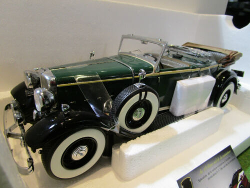 FORD LINCOLN KB TOP OUVERT 1932 o 1/18 SUN STAR 6165 voiture miniature cabriolet