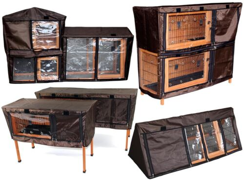 Rabbit Hutch Cover Weather Rain Water Proof Heavy Duty Guinea Pig Pet Easipet <br/> 6 styles sizes UK stock Quick Delivery