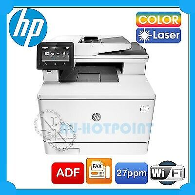 HP LaserJet Pro M477fnw 4-in-1 Color Laser Printer FREE UPGRADE to M479fnw