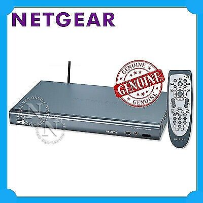 NETGEAR EVA8000 DIGITAL ENTERTAINER HD Media Player