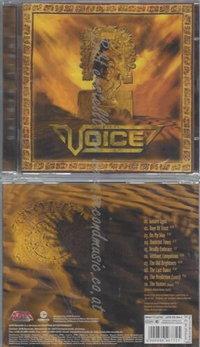 CD--THE VOICE--GOLDEN SIGNS