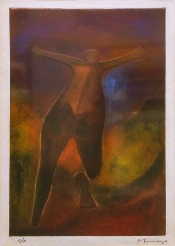 """RUFINO TAMAYO """"UNTITLED"""" 