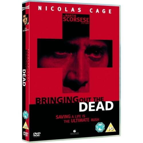 Bringing Out The Dead (Nicolas Cage Martin Scorsese) New DVD R4