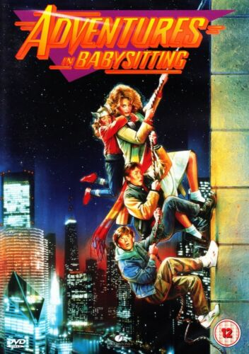 Adventures In Babysitting (Elisabeth Shue) New DVD R4 1987 A Night on the Town