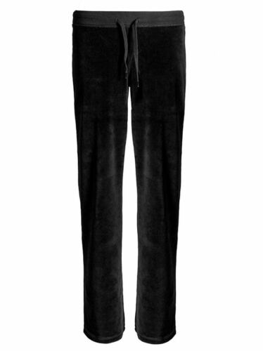 Womens Velour Trousers Lounge Pants Luxury Tracksuit Bottoms Joggers Love Lola