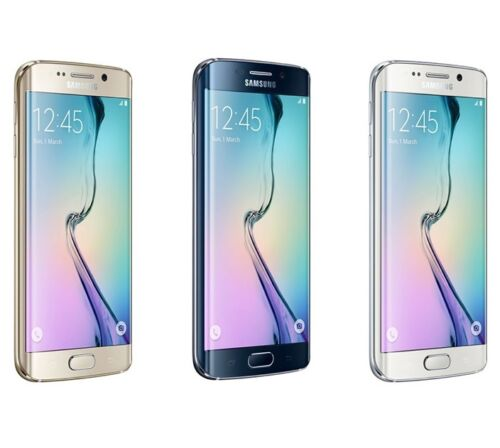 Samsung Galaxy S6 Edge G925V r(Verizon) Unlocked Smartphone Cell Phone AT&T GSM