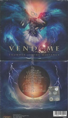 CD--PLACE VENDOME--THUNDER IN THE DISTANCE
