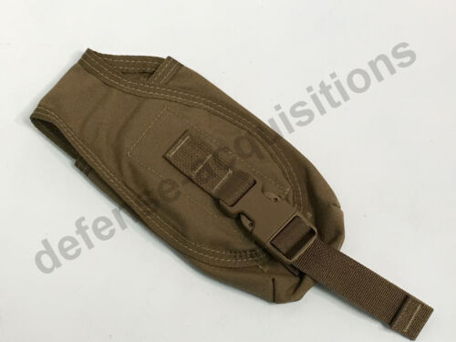 NEW US Military Allied Industries Sabre Radio Pouch CoyotePouches - 70991