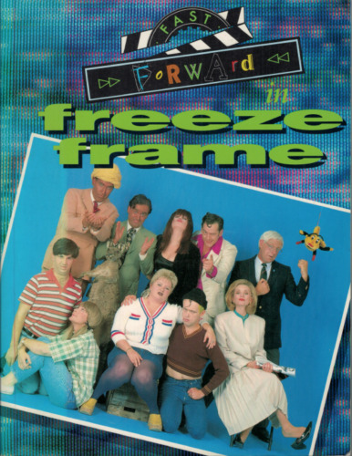 """""""Fast Forward in Freeze Frame"""" by (Paperback, 1992) Illustrated / Scripts"""