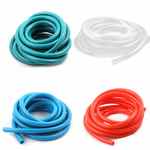 Computer PC CPU Water Cooling Cooler Hole Tubing Tube 8 x 12mm 10ft