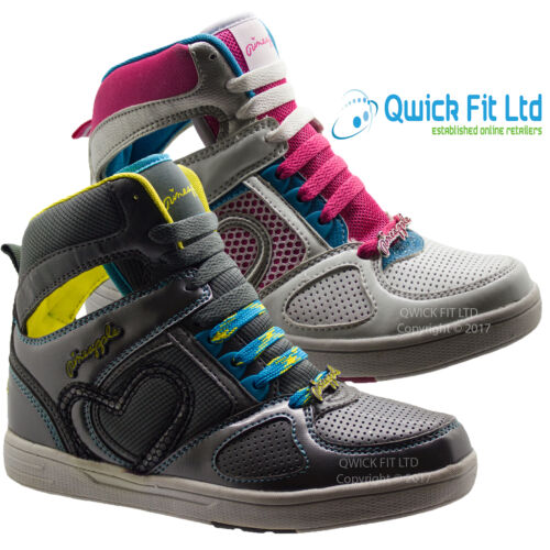 NEW WOMENS PINEAPPLE HI TOP SPORTS SHOES GYM JOGGING RUNNING CASUAL TRAINERS SZ <br/> FAST DESPATCH – QUALITY PRODUCTS – SPECIAL PRICE