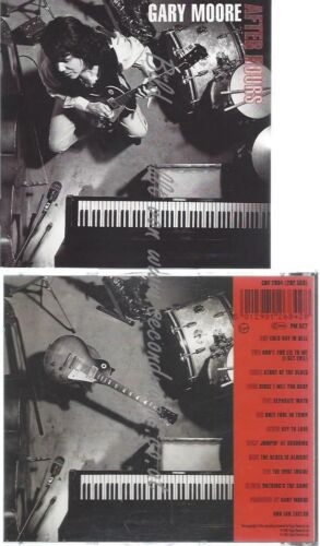 CD--GARY MOORE--AFTER HOURS
