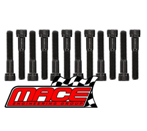 PAIR OF MACE 12MM ROCKER COVER SPACERS HOLDEN L67 SUPERCHARGED 3.8L V6