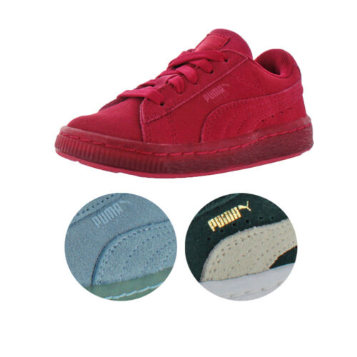 Puma Suede Classic Ice Mix Toddler Boy's Sneakers Shoes