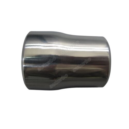 1.65 Inch Elbow Pipe Stainless Manifold Header Downpipe 90 Degree Polished