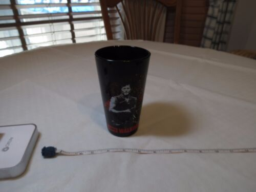 The Walking Dead Daryl Dixon Just Funky 16 oz Ceramic Glass Cup glass zombies