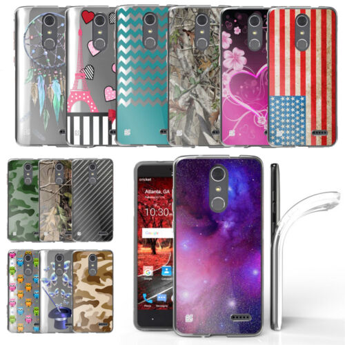 Scratch-proof Soft Gel Skin Cover Slim Case for ZTE Blade Spark Grand X 4 Z971
