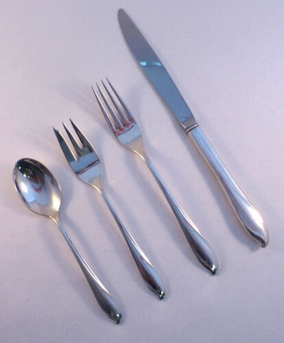 TORCHLIGHT-INTERNATIONAL STERLING 4PC PLACE SETTING(S)