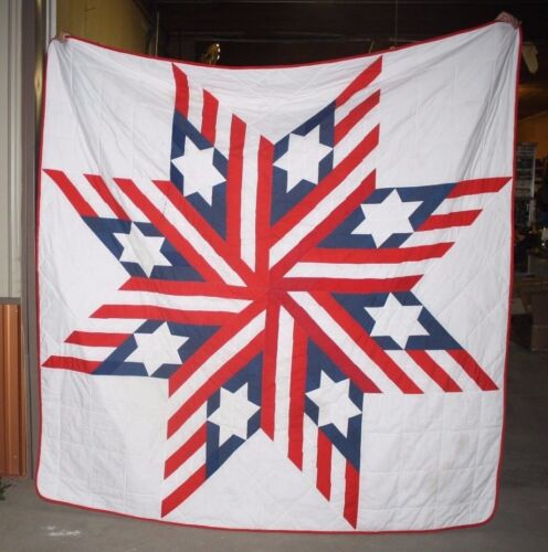 Native American Star Quilt Collectibles Us
