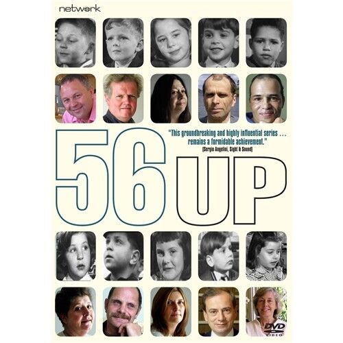 56 Up (7 Up) New DVD R4