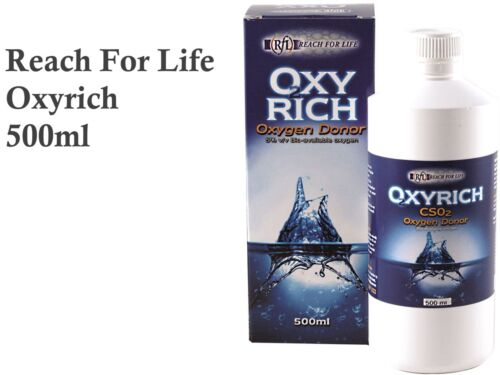 Reach For Life OXYRICH 500ml ( CSO2 Oxygen Donor )
