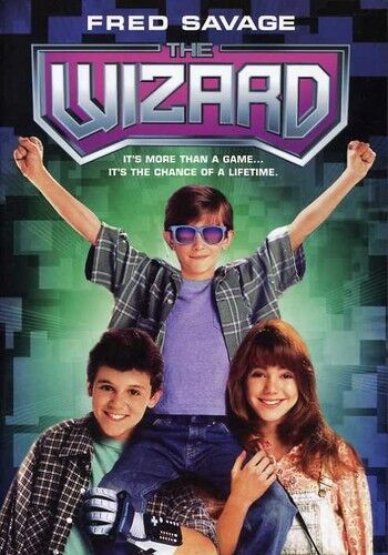The Wizard (Fred Savage Beau Bridges) Region 1 New DVD
