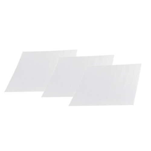 3x PEI Polyetherimide 3D Printer Bed Sheet Surface 300x300x0.5mm for PLA ABS