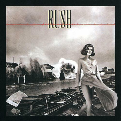 Rush - Permanent Waves - CD - New