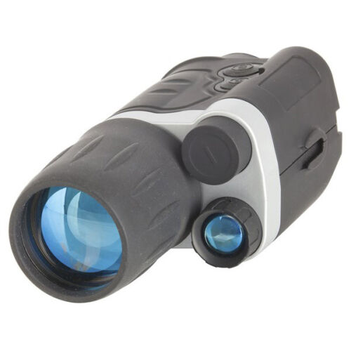 Night Vision Monocular With 3 X Magnification, Infra Red Illumination