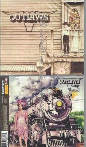 The Outlaws/Lady in Waiting/ Outlaws | Doppel-CD-- Outlaws