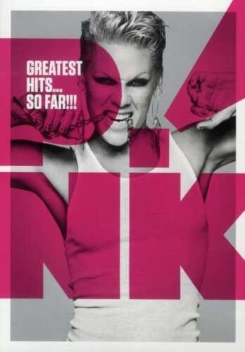 P!NK PINK Greatest Hits...So Far!!! DVD BRAND NEW