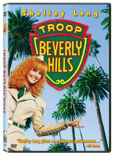Troop Beverly Hills (Shelley Long) Region 4 New DVD