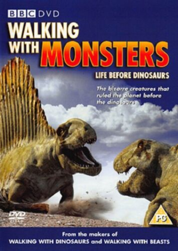 Walking With Monsters (BBC) DVD R4