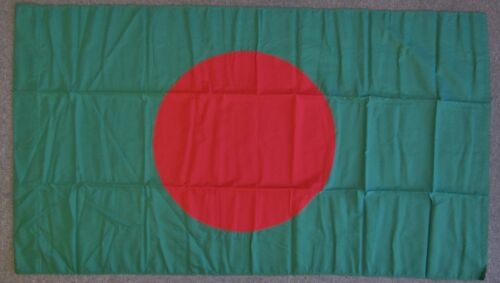 BANGLADESH FLAG - 1970s Vintage Official US Government Military Issue & EmbassyOther Militaria - 135