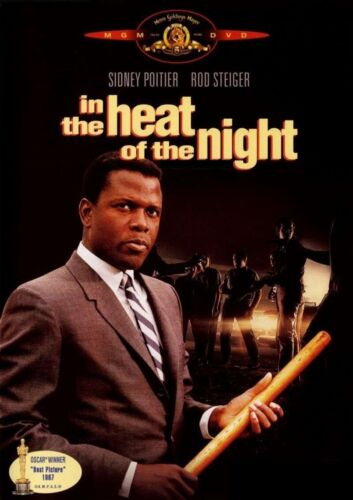 In The Heat Of The Night (Sidney Poitier) DVD R4