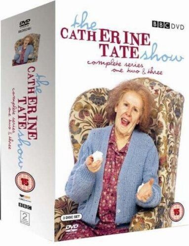 The Catherine Tate Show Series 1+2+3 Season 3xDVDsR4