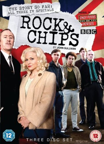 Rock and Chips Collection (Prequel To Only Fools and Horses) Region 2 DVD New