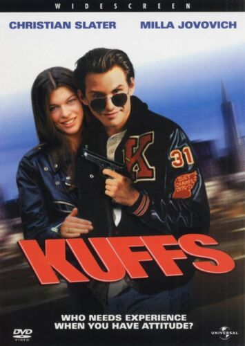 Kuffs (Christian Slater Milla Jovovich) Region 1 DVD New