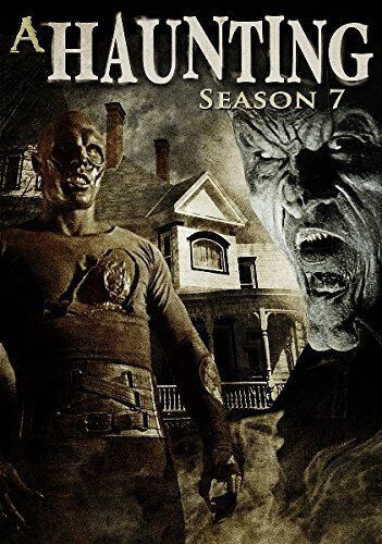 A Haunting Season 7 Series Seven Seventh Region 1 New DVD