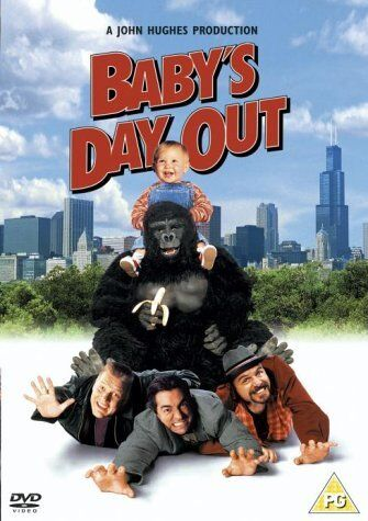 Baby's Day Out New DVD Region 4 Babys Babies