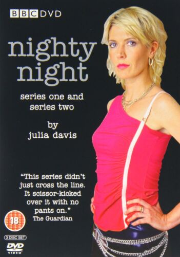 Nighty Night Series 1 + 2 Season One Two Region 4 New DVD
