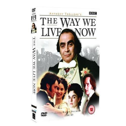 The Way We Live Now BBC TV Series Trollope 2xDVD Region 4 For Australia