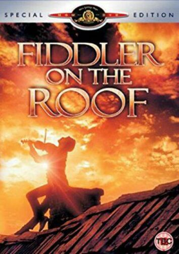 Fiddler on the Roof Special Edition New DVD Region 4
