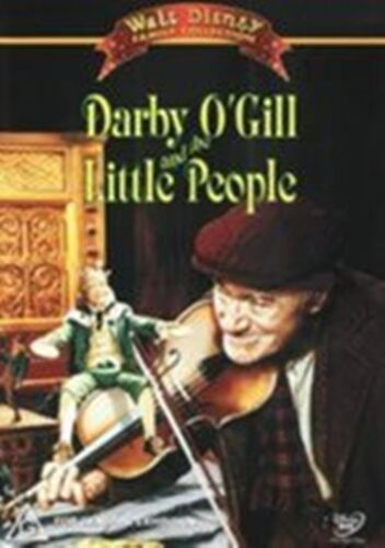 Darby O'Gill And The Little People (Disney) New DVD R4