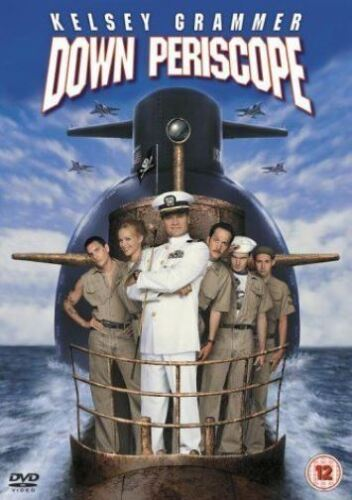 Down Periscope (Kelsey Grammer Rob Schneider New DVD Region 4