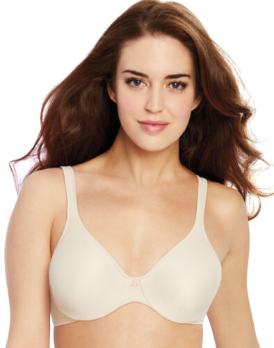 Bali Passion Comfort Underwire Bra Women Lingerie Smooth Lining Seamless 3383